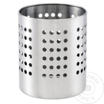 Сушилка для столовых приборов из нержавеющей стали - купить, цены на Метро - фото 1