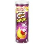 Чипсы Pringles Texas BBQ 165г