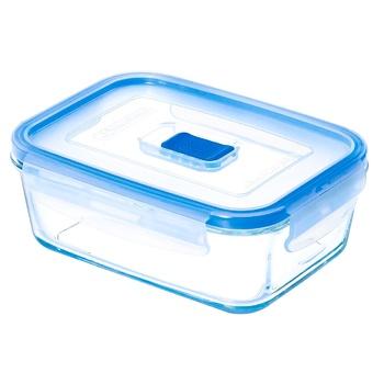Контейнер для пищевых продуктов Luminarc Pure Box Active 0,82л - купить, цены на Метро - фото 1