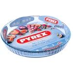 Tava rotunda riflata Pyrex Bake 25cm