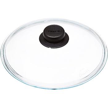 Стеклянная крышка Pyrex 26см - купить, цены на Метро - фото 1