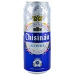 Пиво светлое Chisinau ж/б 0,5л