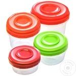 Set 4 cutii alimentare Twister