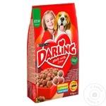 Корм сухой для собак Darling говядина/овощи 10кг