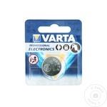 Pile electronice VARTA ELECTRONICS CR2032 1buc - cumpărați, prețuri pentru Metro - foto 1