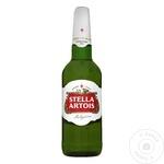 Bere blonda Stella Artois sticla 0,5l