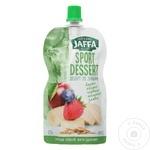 Desert de fructe Jaffa Smoothie de banane/mere/afine/capsuni 120g