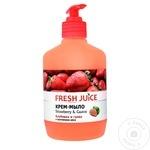 Sapun lichid Fresh Juice Strawberry/Guava 460ml