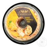 Крем-сыр Castello Ананас 125г
