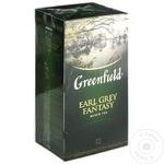 Чай Greenfield черный с бергамотом в пакетиках 25x2г