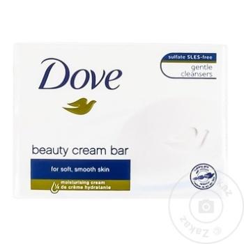 Sapun solid Dove Cream 100g - cumpărați, prețuri pentru Metro - foto 1