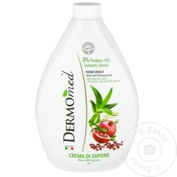 Rezerva sapun lichid Dermomed Rodie 1l - cumpărați, prețuri pentru Metro - foto 1