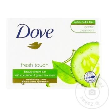 Sapun solid Dove Touch 100g - cumpărați, prețuri pentru Metro - foto 1