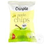 Chips-uri Crispl Mar vanilie 40g