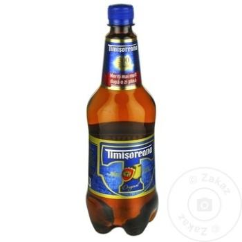 Bere blondă Timișoreana 0,9l - cumpărați, prețuri pentru Metro - foto 1
