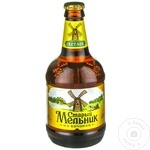 Пиво Старый Мельник из Бочонка 0,45л