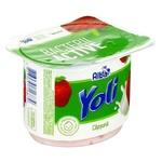 Йогурт Yoli с клубникой 1,5% 115г