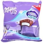 Batonas Schoko Snack Milka 8X16g