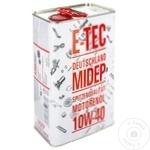 E-TEC ULEI 10W-40 4L