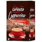 Cappucino La Festa classic 10x12,5g