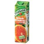 Напиток с содержанием сока апельсина и красного апельсина Tymbark 1л