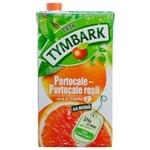 Напиток с содержанием сока апельсин и красный апельсин Tymbark 2л