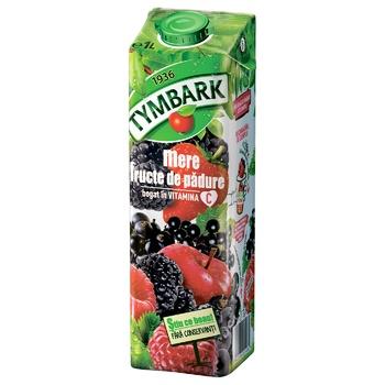 Напиток прохладительный негазированный Tymbark лесные ягоды стандарт 1л - купить, цены на Метро - фото 1