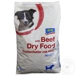 Корм сухой для собак ARO говядина 3кг