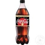 Bautura racoritoare carbogazoasa fara zahar Coca Cola Vanila 12x1l