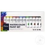 Набор акварельных красок Artist 12 x 12мл