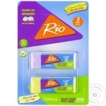 Radieră blister Rio Pastel 2buc