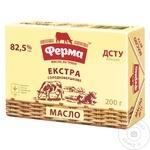 Unt Ferma Extra 82,5% 200g