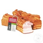Грудинка свиная Rogob вакуум