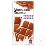 Шоколад молочный Победа 90г