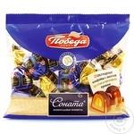 Шоколадные конфеты Победа Соната 200г