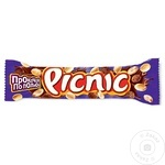Batonas de ciocolata Picnic Milk 38g