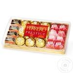 Шоколадные конфеты Ferrero Prestige Mix 246г