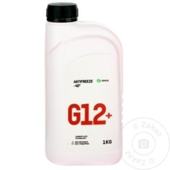 GRASS ANTIFREEZE G12 -40 1KG - cumpărați, prețuri pentru Metro - foto 1