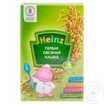 Каша овсяная с пребиотиками Heinz 180г