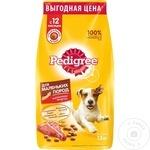 Корм для собак >15 Pedigree 13кг