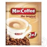 Кофе растворимый MacCoffee Original 3in1 25шт X 20г