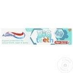 Зубная паста для детей Aquafresh 50мл