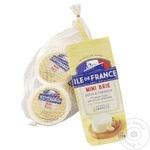 Cascaval Brie mini Ile de France 5x25g