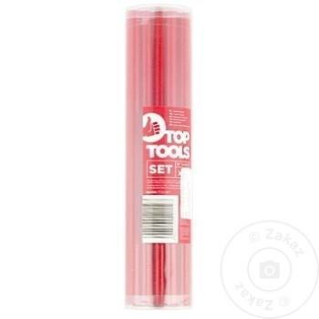 Карандаш столярный Top Tools 12шт - купить, цены на Метро - фото 1