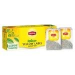 Чай Lipton черный в пакетиках Yellow Label 25x2г
