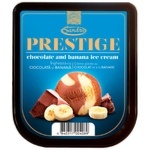 Мороженое Prestige бананово-шоколадное 1,5кг