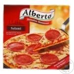 Pizza Alberto Salami congelată 320g - cumpărați, prețuri pentru Metro - foto 1