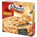 Pizza Alberto Quattro Formaggi congelată 320g - cumpărați, prețuri pentru Metro - foto 1