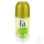 Дезодорант шариковый Fa Amazonia 50мл