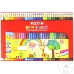 Creioane colorate Fatih 36 culori